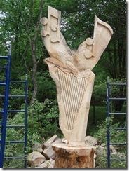 Harp,bear,fish,garden 015